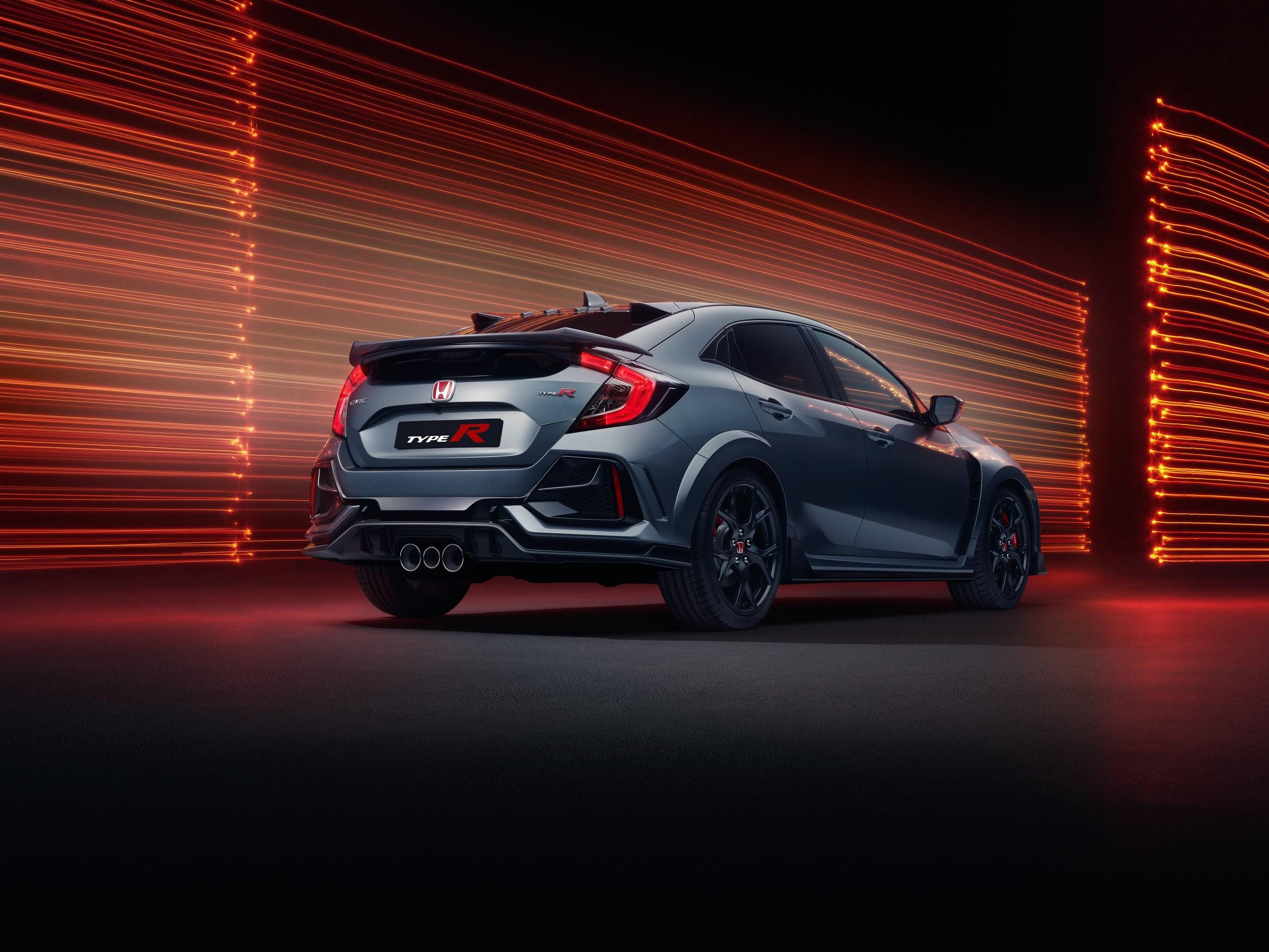 2020 Honda Civic Type R Reviews