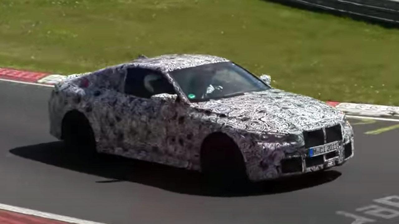 2021 BMW M4 Speed Test
