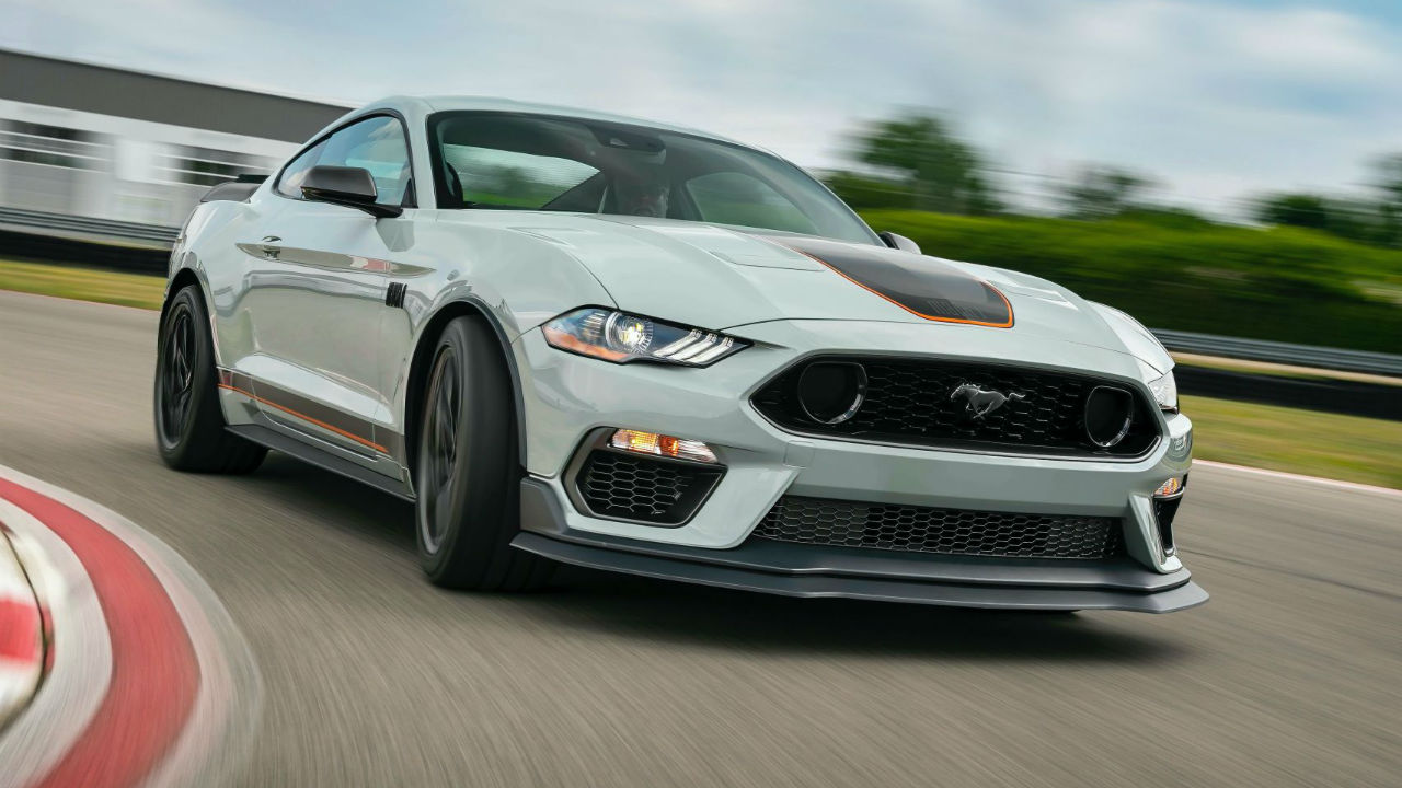 2021 Mustang Redesign and Review
