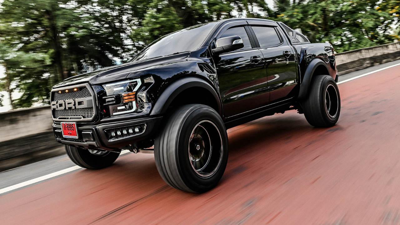 Ttn Hypersport Transforma El Ford Ranger Raptor En F 150 Raptor Autobild Es