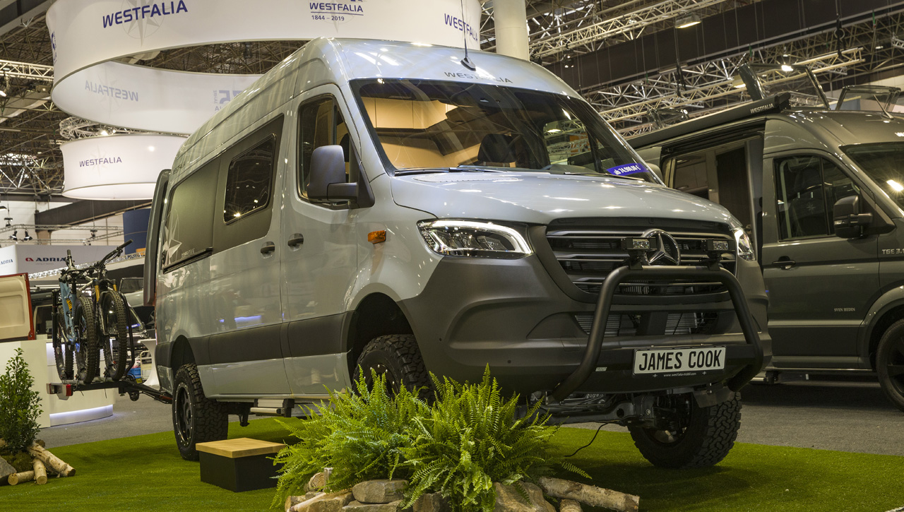 Mercedes Sprinter 4x4 Una Vivienda Todoterreno Autocaravanas Guia De Compra Autobild Es