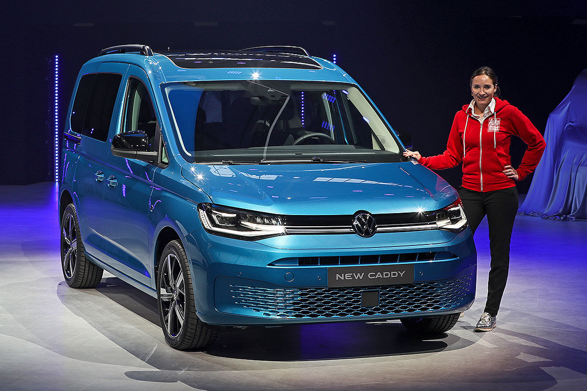 2020 VW Caddy First Drive