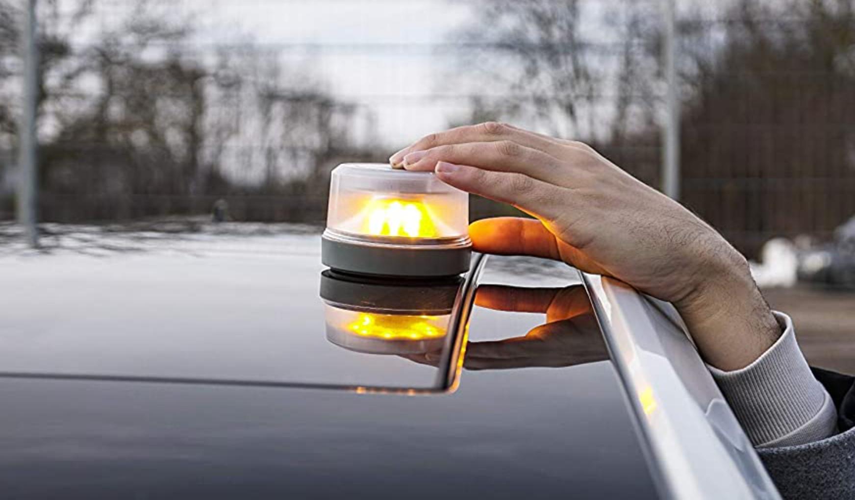 Ya puedes usar luces de emergencia V16: estas son algunas de las más  vendidas hasta ahora -- Tecnología -- Autobild.es