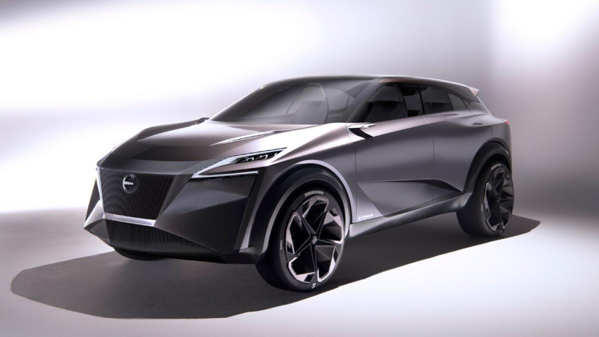 2021 Nissan Qashqai Picture