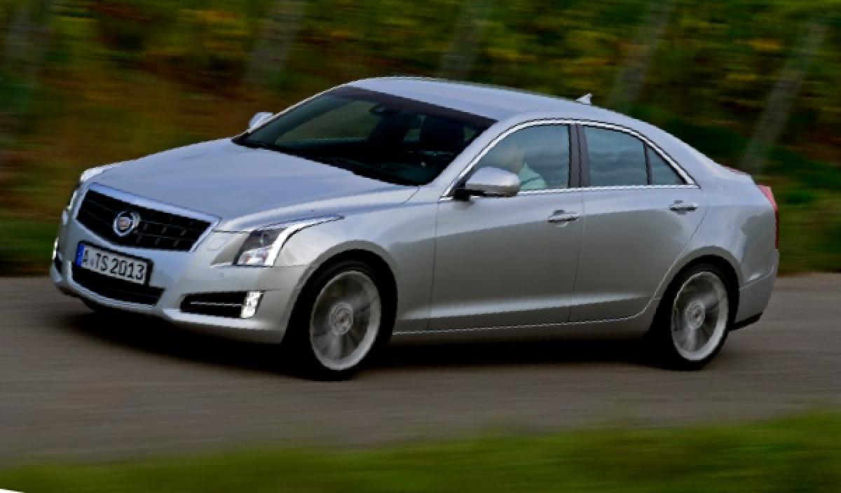 2013 Cadillac Ats 2 0 L Turbo >> Cadillac ATS: guerra abierta -- Autobild.es