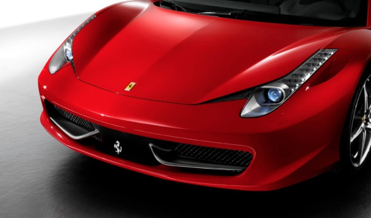 Un Ferrari Barato Ya Está En Marcha Autobild Es
