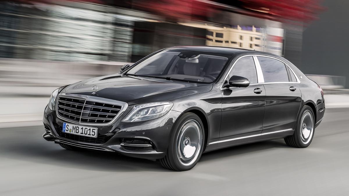 Precios Del Mercedes Maybach Clase S Desde 134 053 Euros Salón Del Automóvil De Los ángeles 2014 Autobild Es