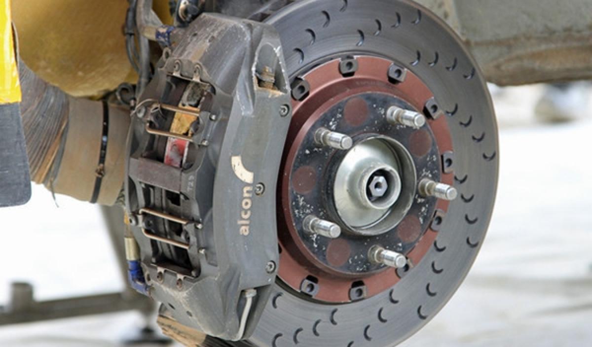Los frenos de la F1: ¡de 300 a 80km/h! -- Autobild.es