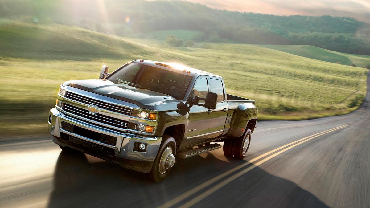Los 5 nuevos 'pick-ups' americanos para romper el asfalto ...