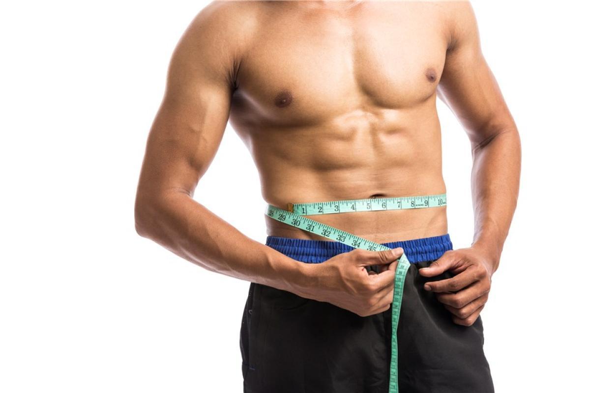Como bajar de peso pero solo la panza