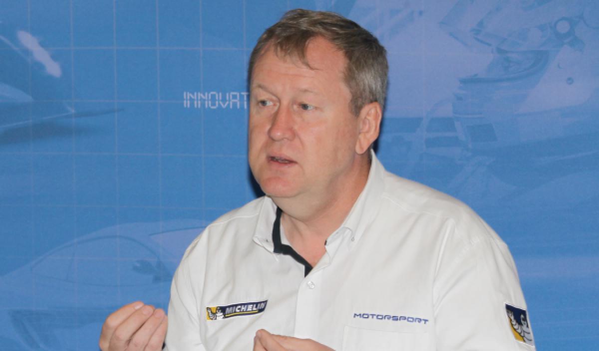 """Couasnon (Michelin Motorsport): """"Estamos prontos para F1""""""""Estamos listos para la F1"""""""