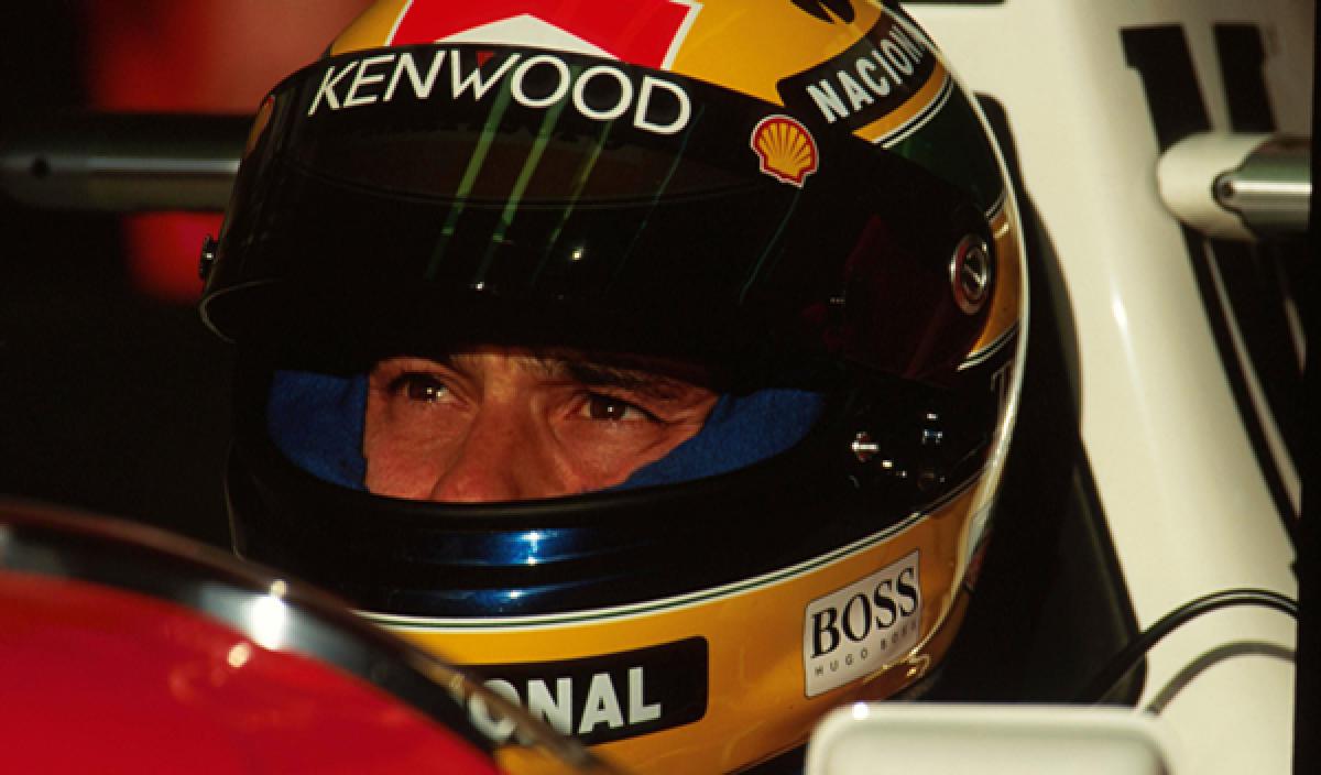 Las Diez Frases Más Recordadas De Ayrton Senna F1