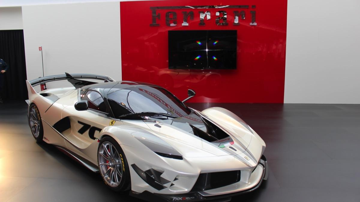 Ferrari Fxx K Evo Mas Rapido Y Facil De Pilotar Autobild Es