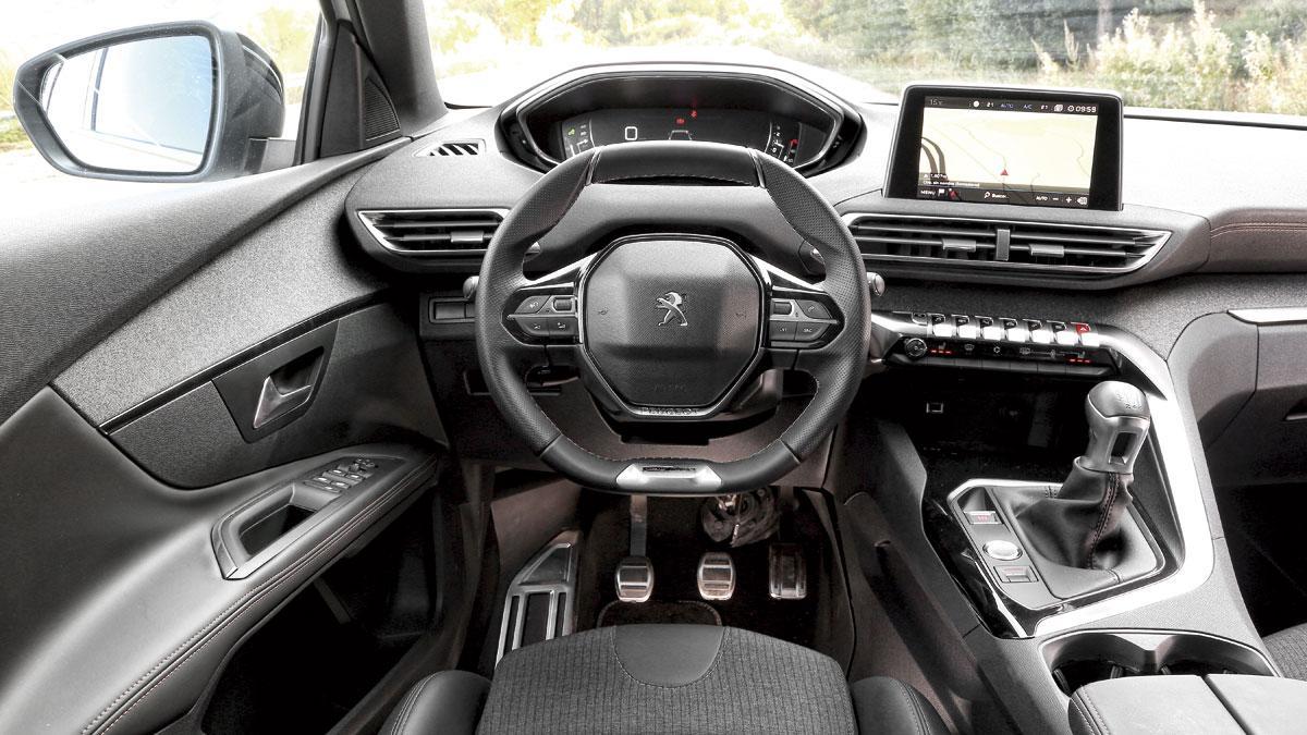 Prueba Del Peugeot 5008 2 0 Bluehdi 150cv Gt Line Autobild Es