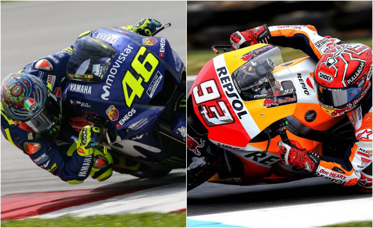 Valentino Rossi: No quería fallar, hacer segundo era