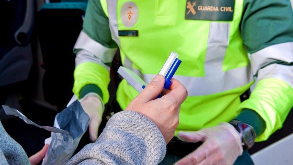 La Guardia Civil restringe los controles de drogas: solo los hará en estos tres supuestos