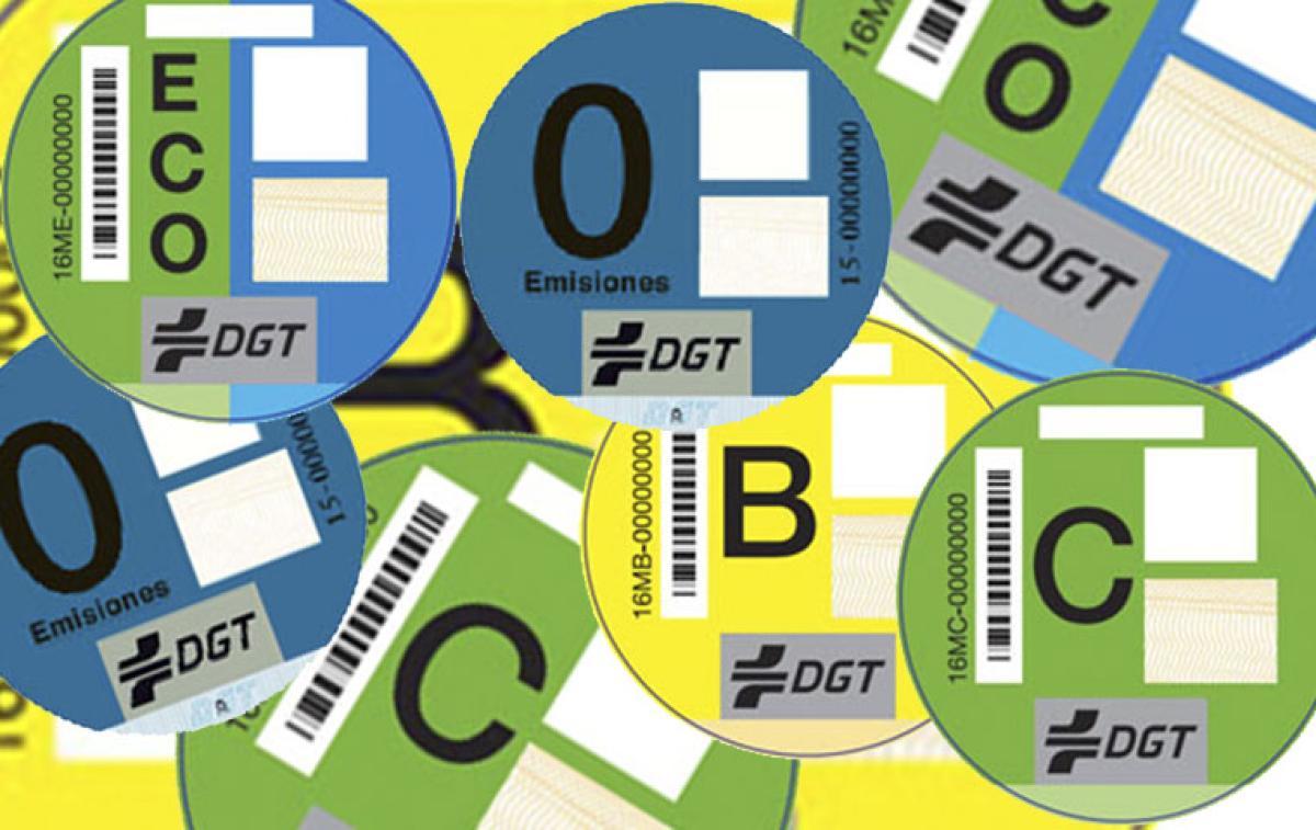 Etiquetas DGT, todo lo que afecta a tu coche cover image