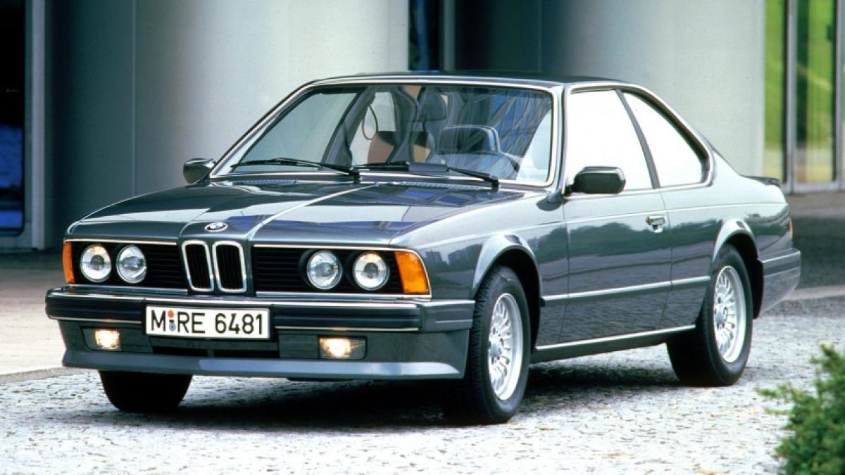 Viejas glorias: BMW Serie 6 E24 -- Autobild.es