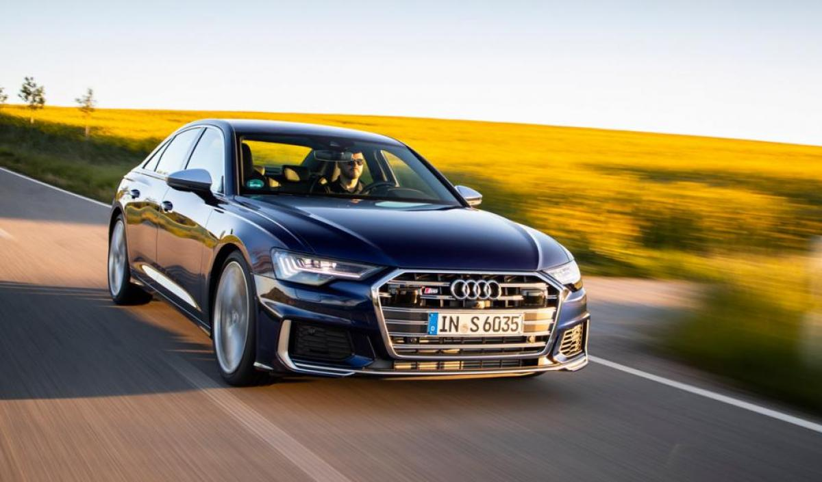 2020 Audi S6 Redesign and Concept