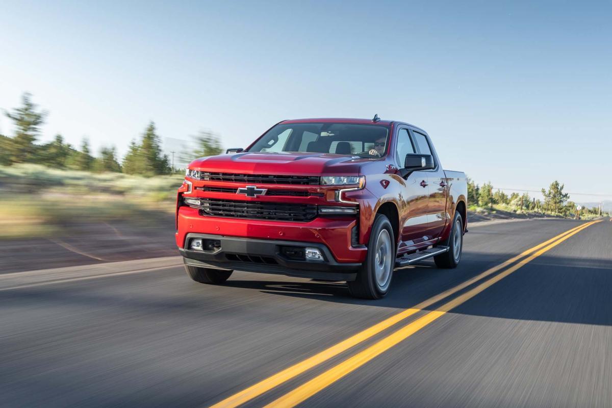 Llega el Chevrolet Silverado 1500 2020 con motor diésel ...