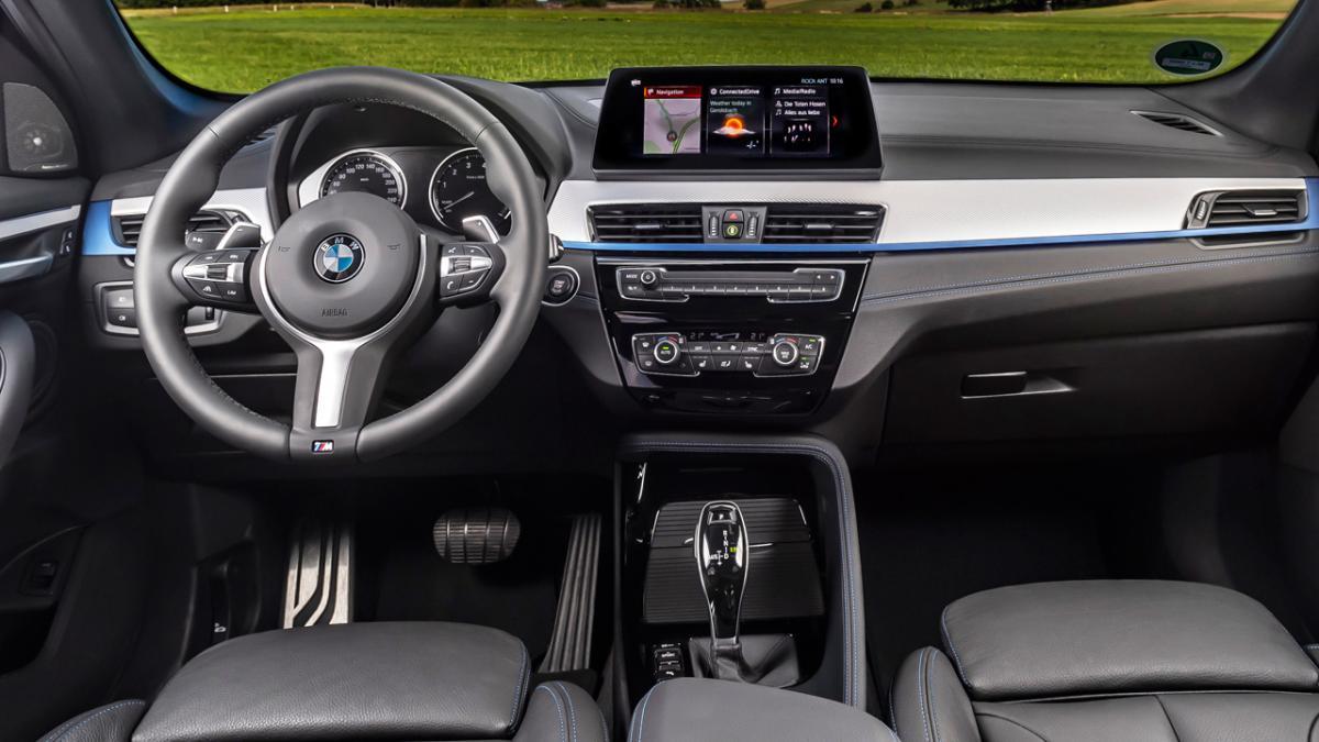 Prueba Del Bmw X1 Xdrive25i Aut Autobild Es
