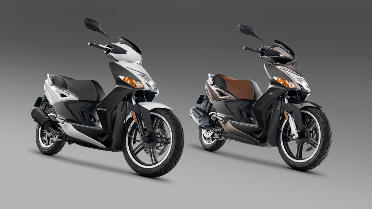 Las 5 mejores motos de Kymco para 2020