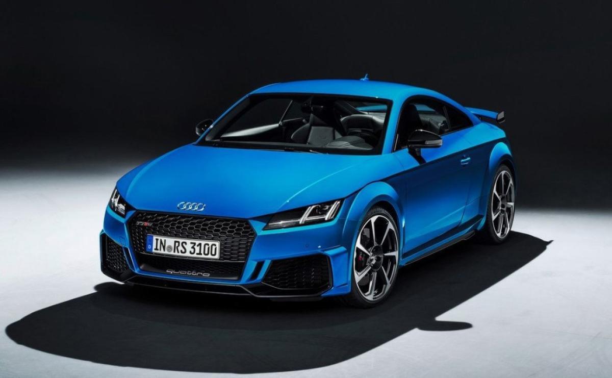 2020 Audi Tt Rs Release
