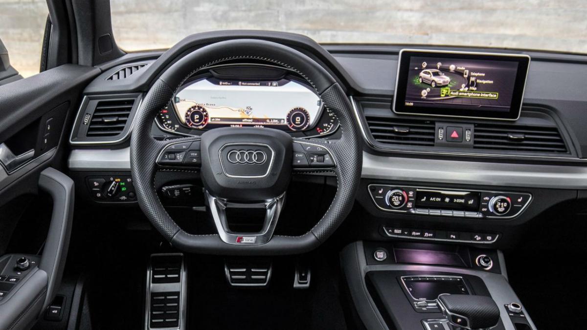 2021 Audi Sq5 Release
