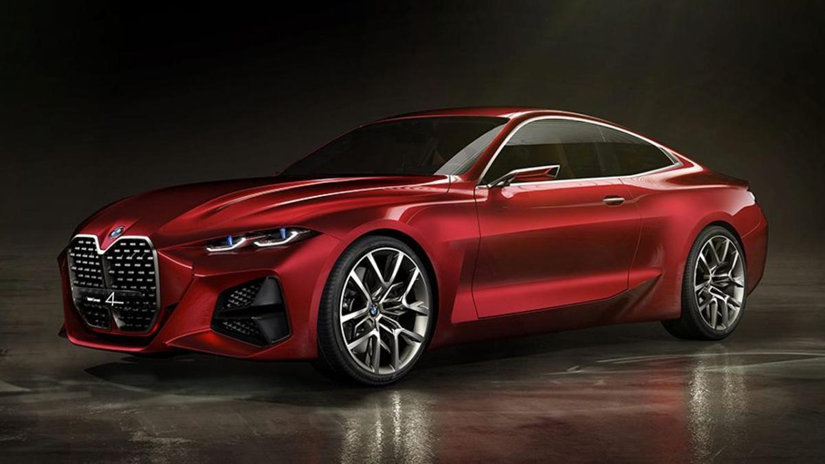 2021 BMW M4 Gts Style