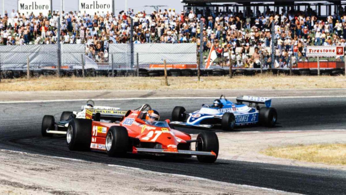 Las 10 carreras más épicas de la historia de la Fórmula 1