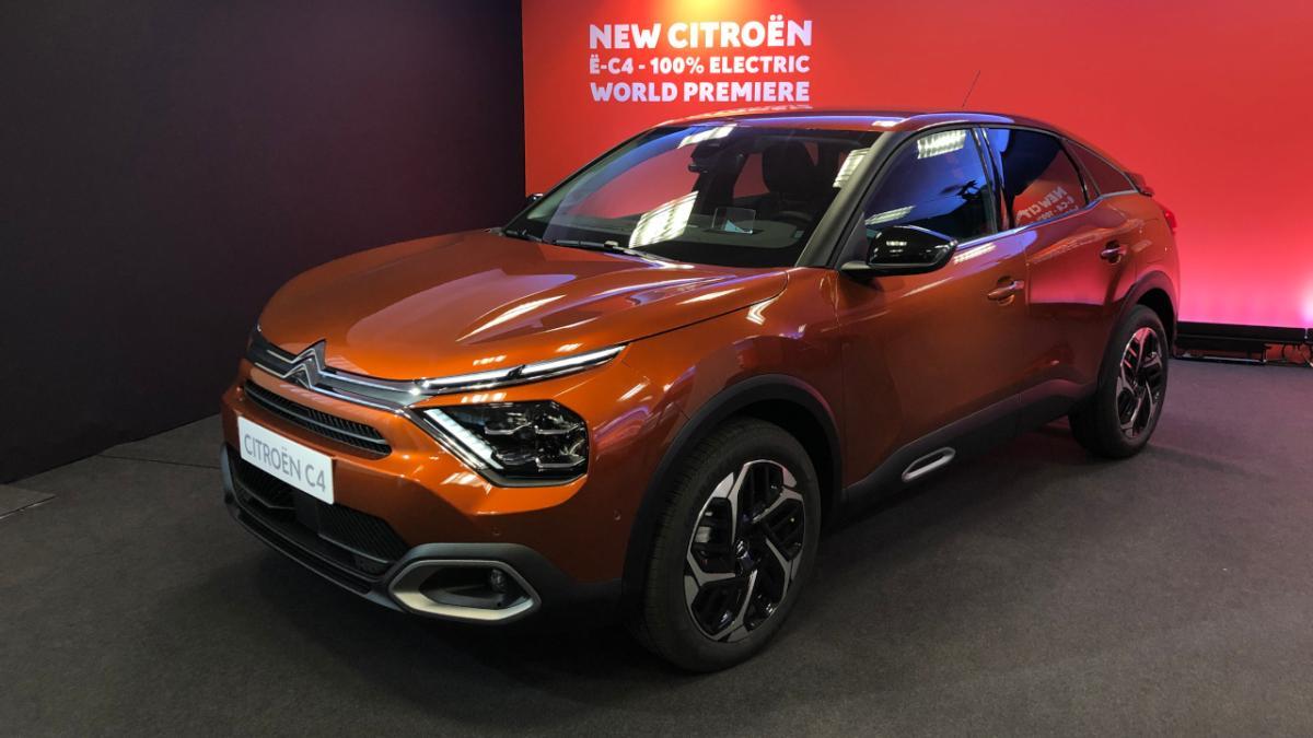 2020 New Citroen C4 Ratings