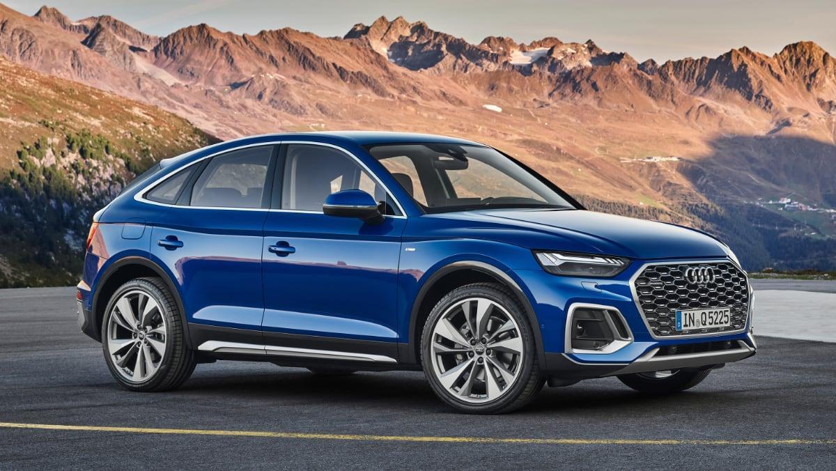 Audi Q5 Sportback 2021: así es la tercera apuesta de Audi ...