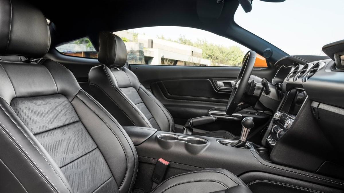 5 Datos Asombrosos Del Ford Mustang 2020 Autobild Es
