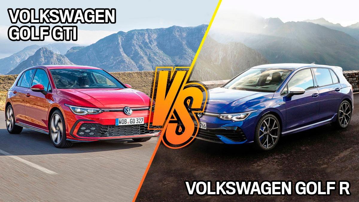 Volkswagen Golf R 2021 O Golf Gti 2020 Cual Es Mas Recomendable Autobild Es