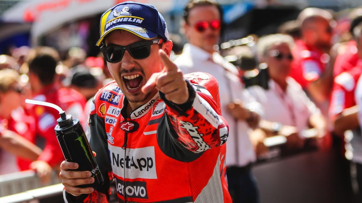 Entrevista a Jorge Lorenzo: Su vida fuera de MotoGP y sus nuevos proyectos