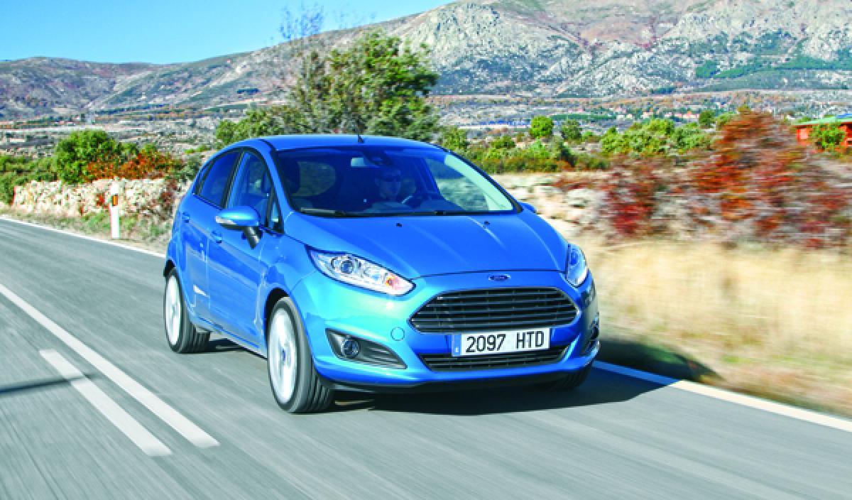 Ford Fiesta 2013, un modelo que convence