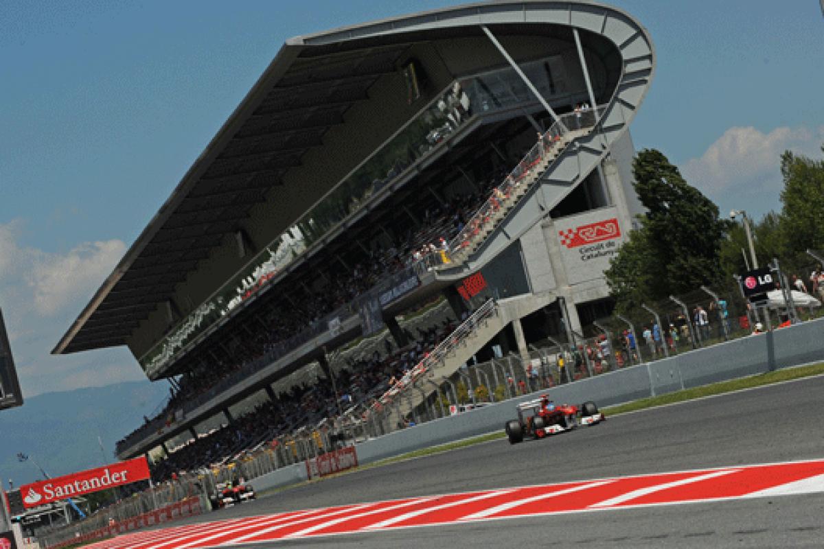 Circuito Montmelo : Montmeló cambia de nombre a circuit de catalunya barcelona f1