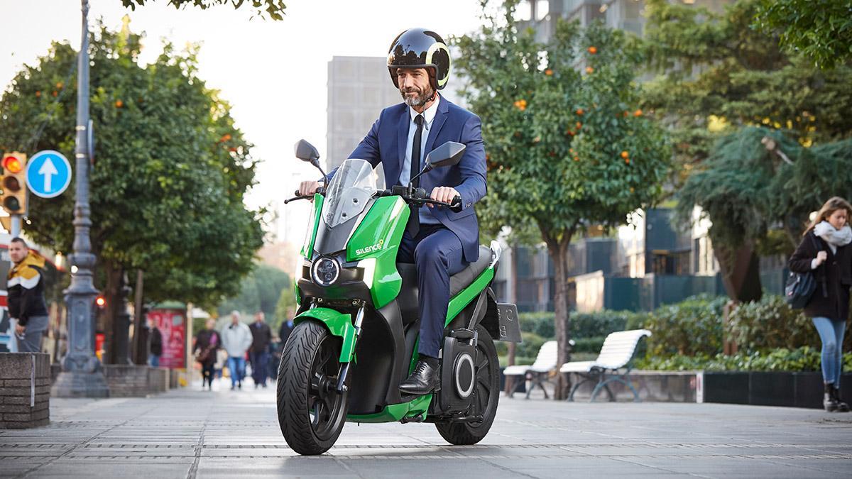 Así será la moto eléctrica de Seat. ¡100% española!