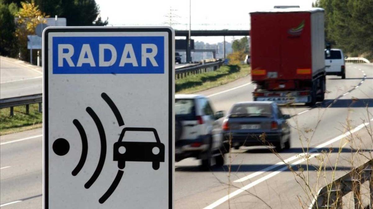 Aquí están los radares DGT - cover