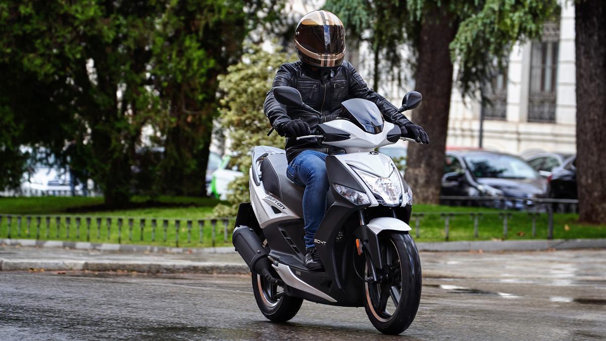 Kymco Agility City 50: ¡regreso al segmento de los ciclomotores!