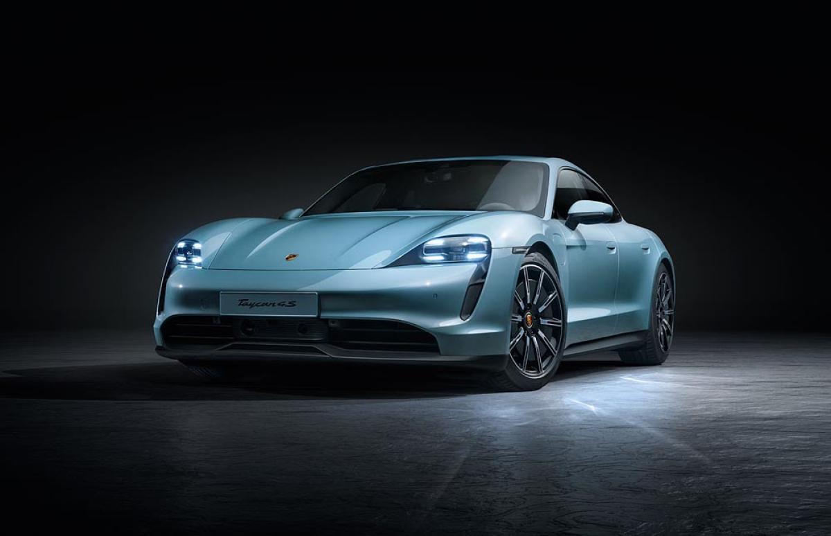 Porsche Taycan 4S: precios de la versión de entrada a gama