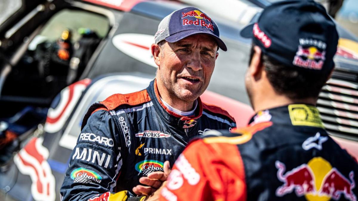 """Peterhansel: """"Alonso se ha equivocado de copiloto para el Dakar"""""""