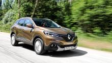 Delantera Renault Kadjar