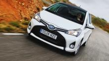 Prueba del Toyota Yaris Hybrid, un gran híbrido