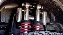 Prueba Brabus G500 4x4² (amortiguadores)