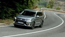 Prueba Mitsubishi Outlander 2016, llega el PHEV