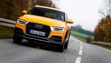 Prueba nuevo Audi Q3 2016