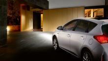 Asistente aparcamiento Toyota