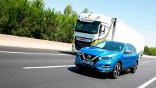 Nissan Qashqai con Propilot