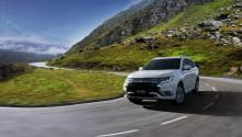 mitsubishi outlander phev un suv unico